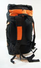 Cestovní KROSNA - ROLAN CB-56 70l oranžová E-batoh