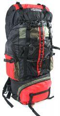 Cestovní KROSNA - ROLAN CB-903 85L červená, batoh na hory E-batoh