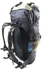 Cestovní KROSNA - ROLAN CB-903 85L zelená, batoh na hory E-batoh