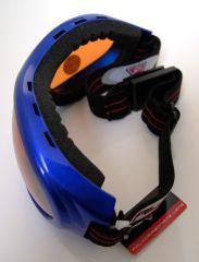 Zimní brýle na snowboard a lyžovaní PILOT modré E-batoh