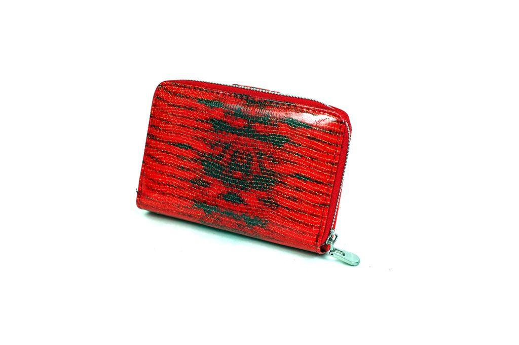 Dámská peněženka malá Cossroll 5278 červená