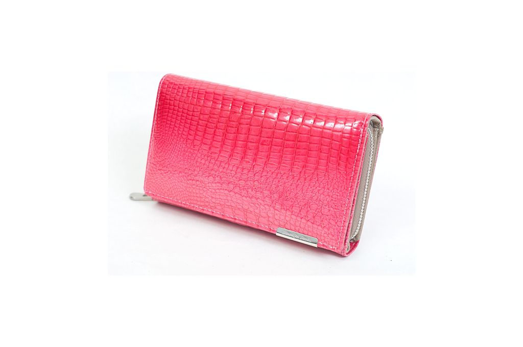 Dámská peněženka Cossroll 5261 růžová