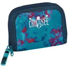 Chiemsee Twin zip wallet W16 Dusty flowers