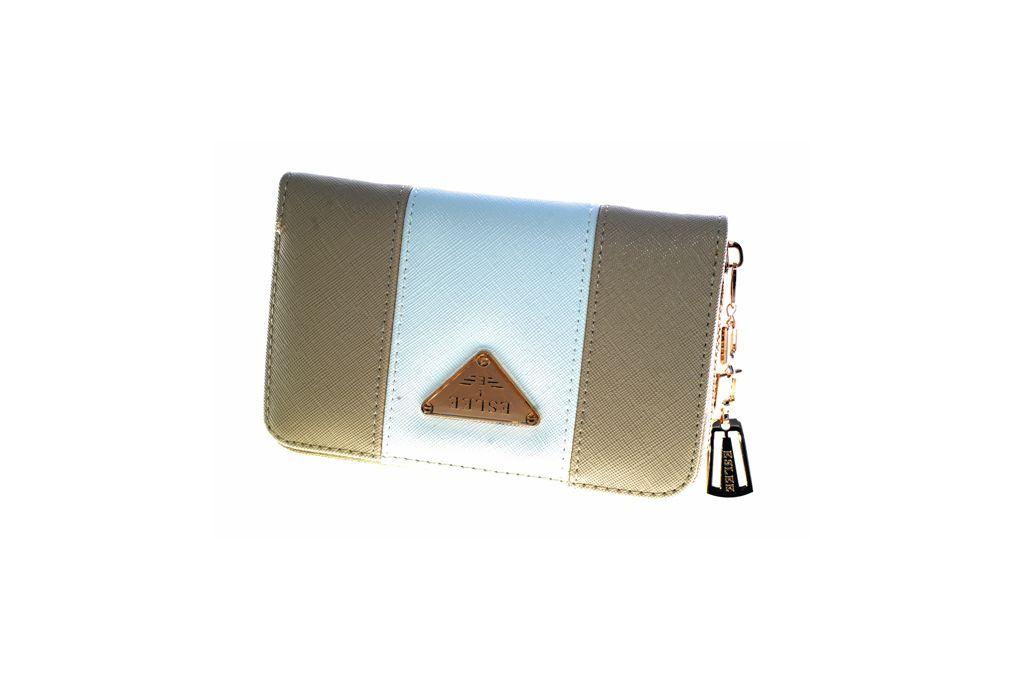 Dámská peněženka ESLEE malá 6236 beige E-batoh