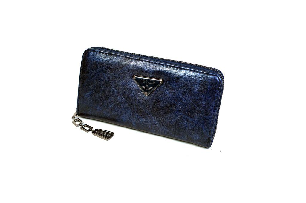 Dámská peněženka ESLEE 6213 blue E-batoh