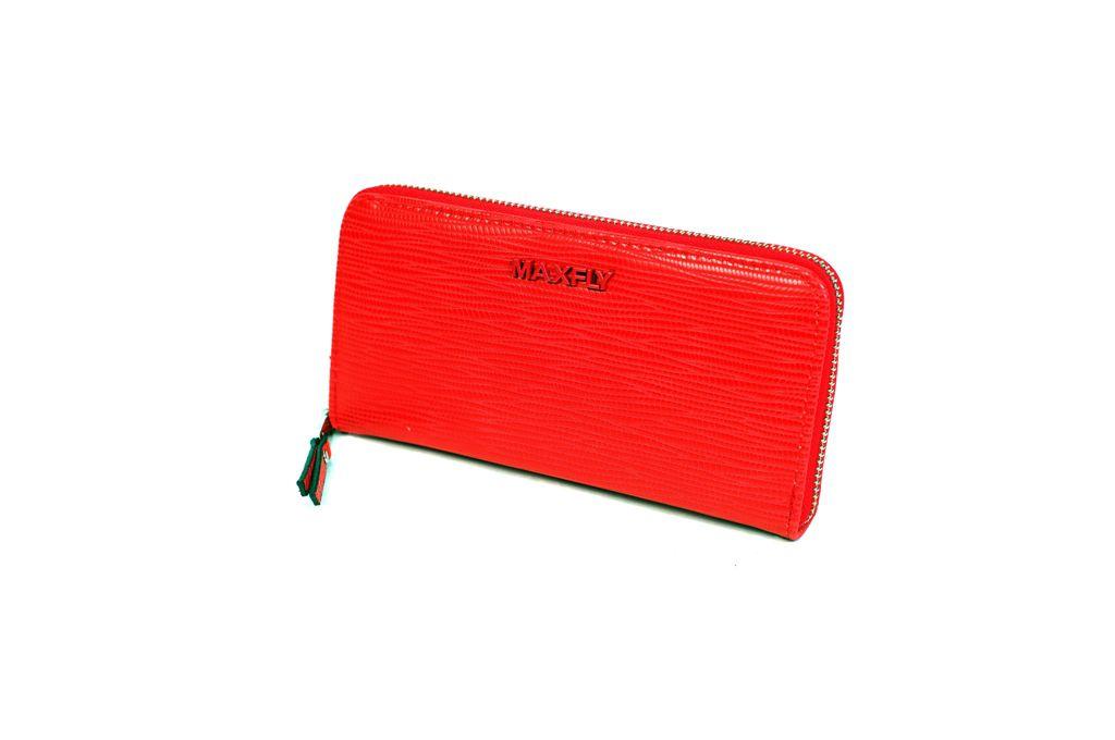 Dámská peněženka MAXFLY MF241 red