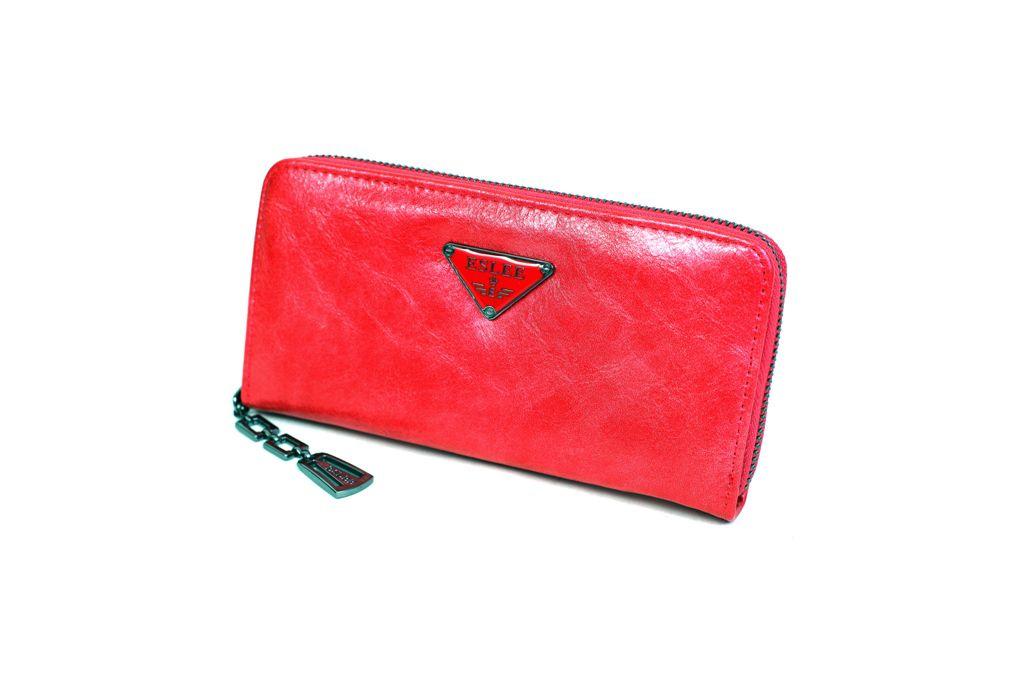 Dámská peněženka ESLEE 6213 red E-batoh