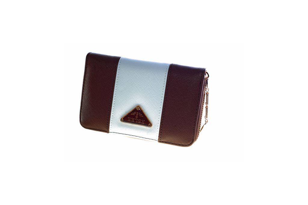 Dámská peněženka ESLEE malá 6236 brown E-batoh