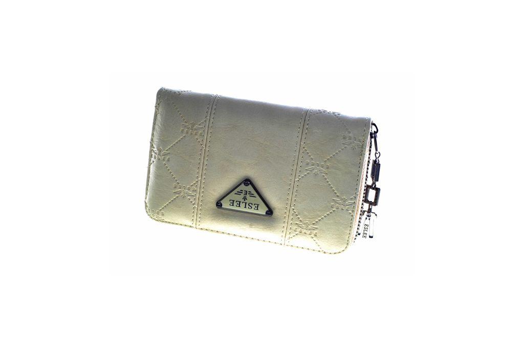 Dámská peněženka ESLEE malá 6298 bežová