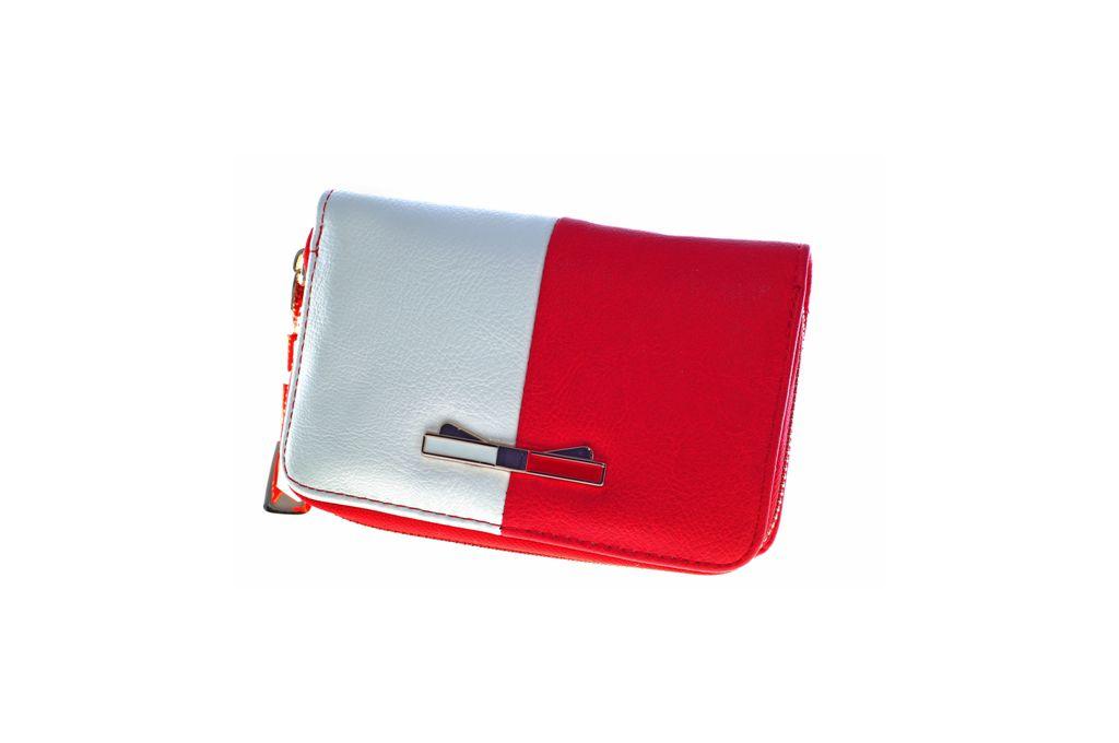 Dámská peněženka malá 6285 red