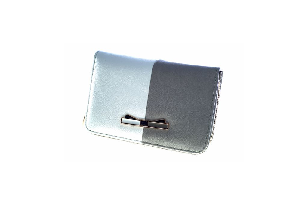 Dámská peněženka malá 6285 grey E-batoh