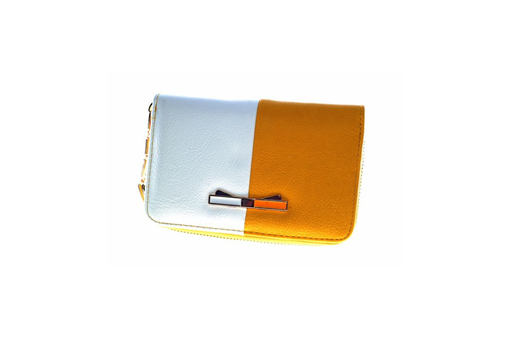 Dámská peněženka malá 6285 yellow