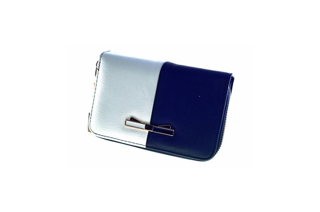 Dámská peněženka malá 6285 blue