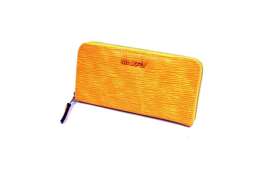 Dámská peněženka MAXFLY MF241 yellow