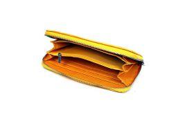 Dámská peněženka MAXFLY MF241 yellow E-batoh