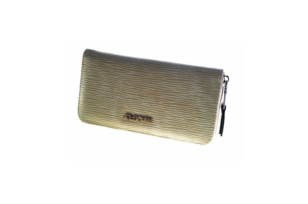 Dámská peněženka MAXFLY MF241 bežová E-batoh