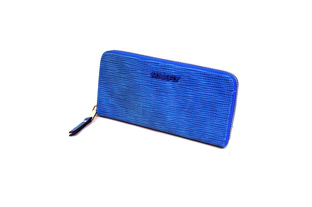 Dámská peněženka MAXFLY MF241 blue
