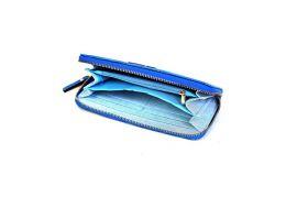 Dámská peněženka MAXFLY MF241 blue E-batoh