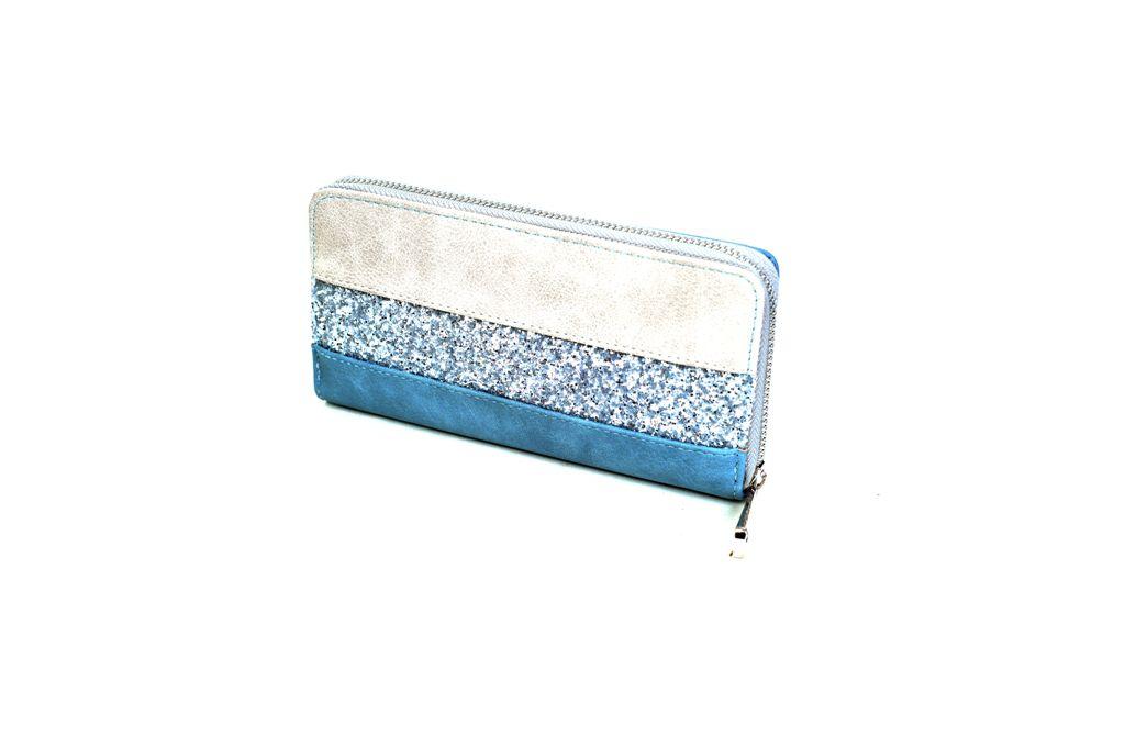 Dámská peněženka MML0852 blue