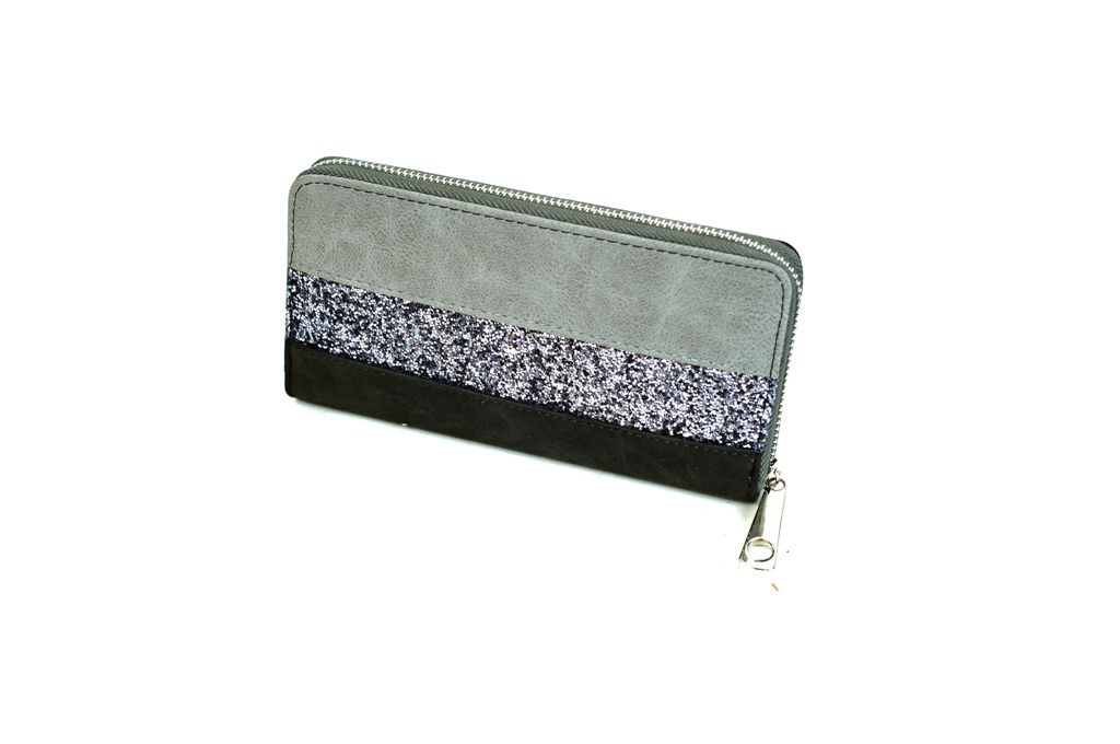 Dámská peněženka MML0852 černá E-batoh