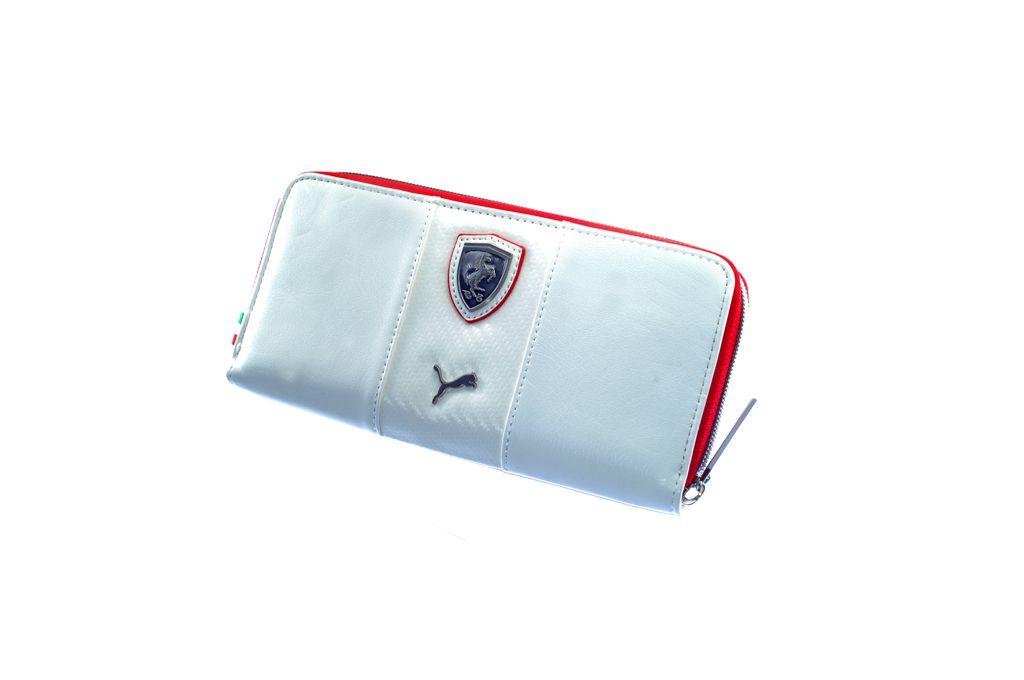 Dámská peněženka Puma Ferrari white