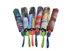 Skládací deštník SW16011 Swifts E-batoh