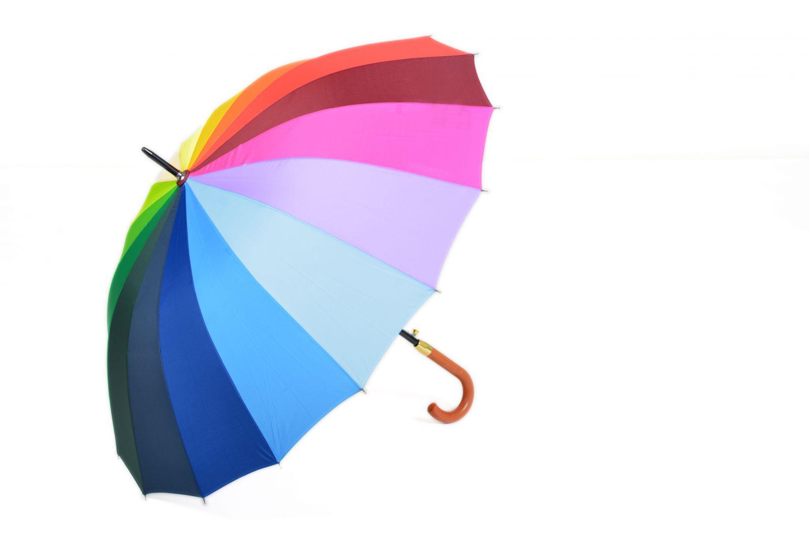 Designový berevný deštník SW0123