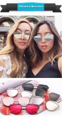 Sluneční brýle Mecol mirror silver lense E-batoh