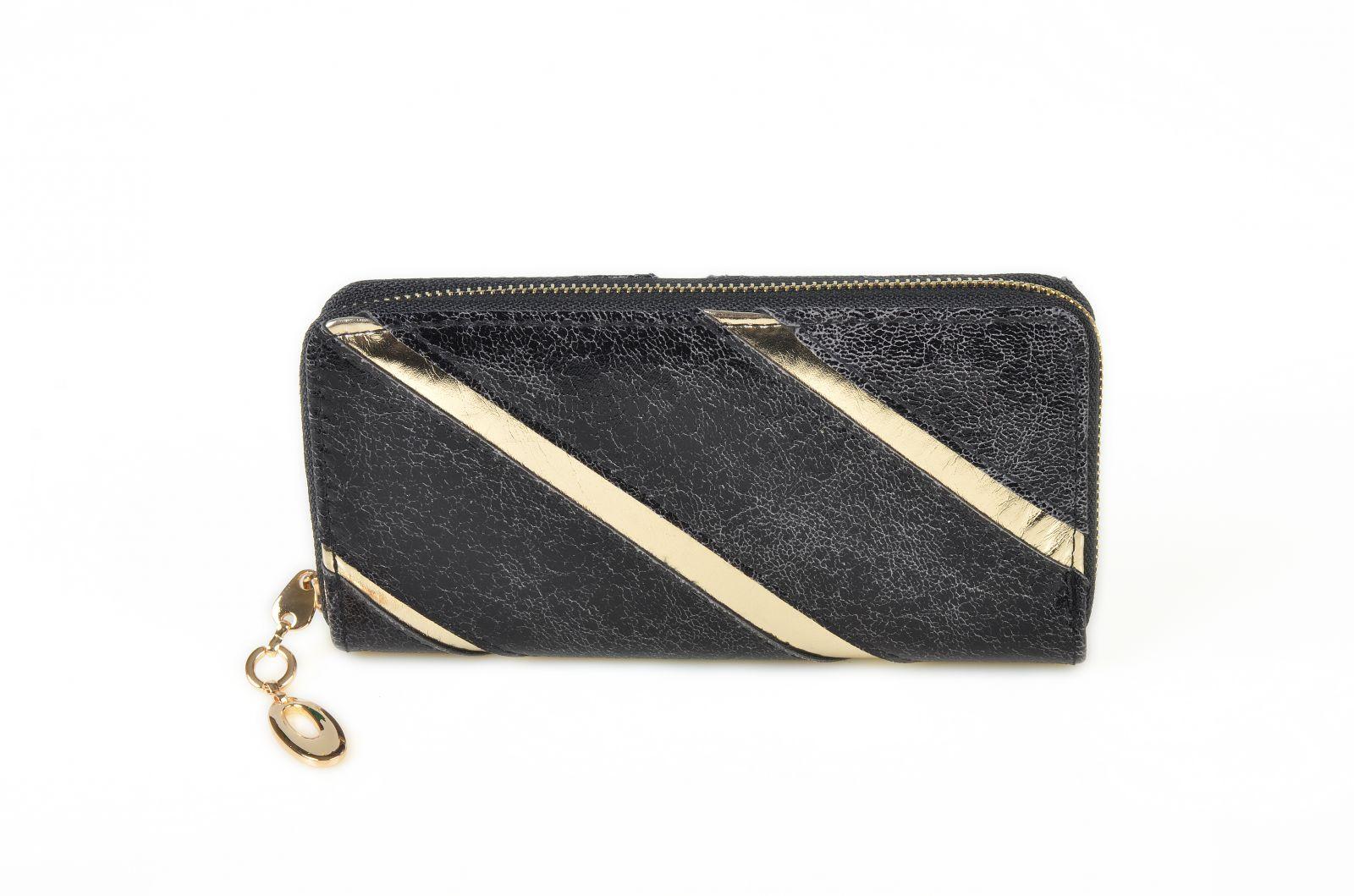 Dámská peněženka ESLEE 1-310 black E-batoh
