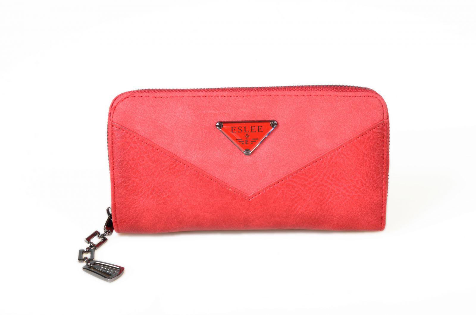 Dámská peněženka ESLEE 6392 red