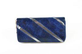 Dámská peněženka ESLEE 1-310 blue E-batoh