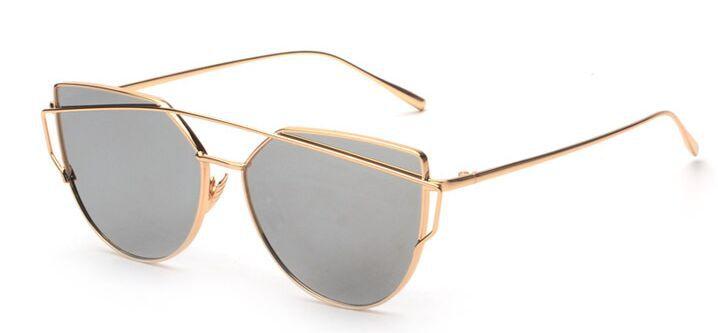 Sluneční brýle Mecol mirror silver lense