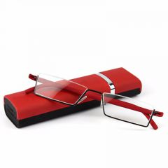 Dioptrické brýle PEI0608 +3,00 TR-90 s pouzdrem