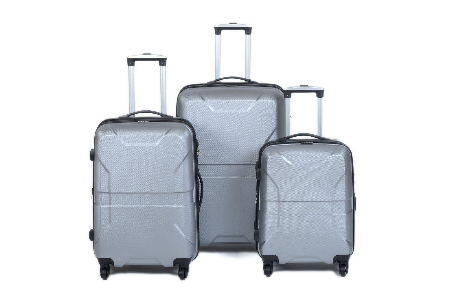 Trolleykoffer Xtreme robust S,M,L s TSA zámkem