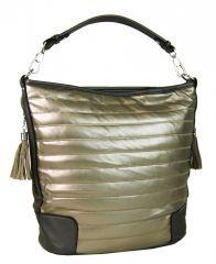Moderní zlatá kombinovaná kabelka 1944 Bella Belly