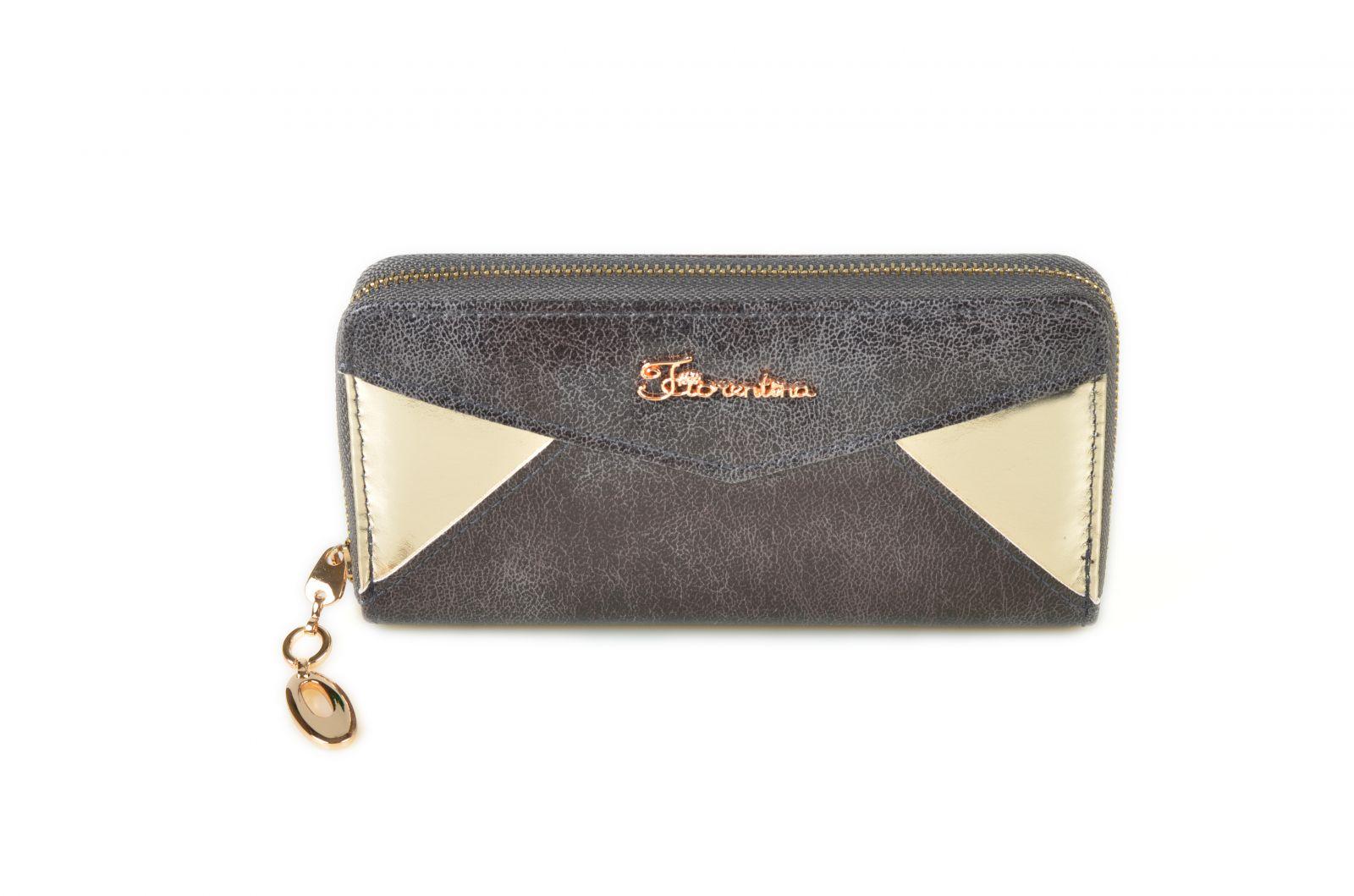 Dámská peněženka Fiorentina 1-319 grey