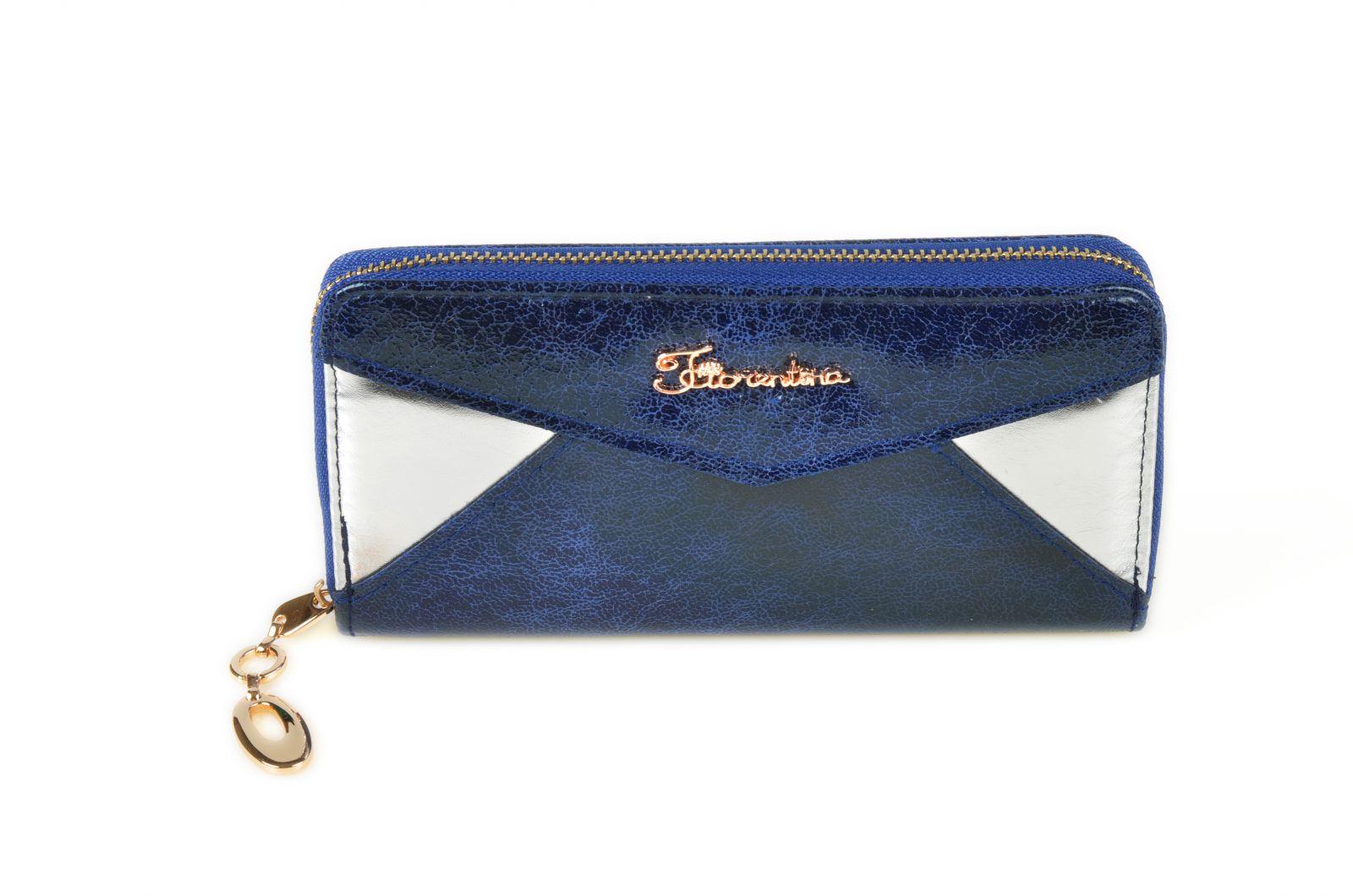 Dámská peněženka Fiorentina 1-319 blue
