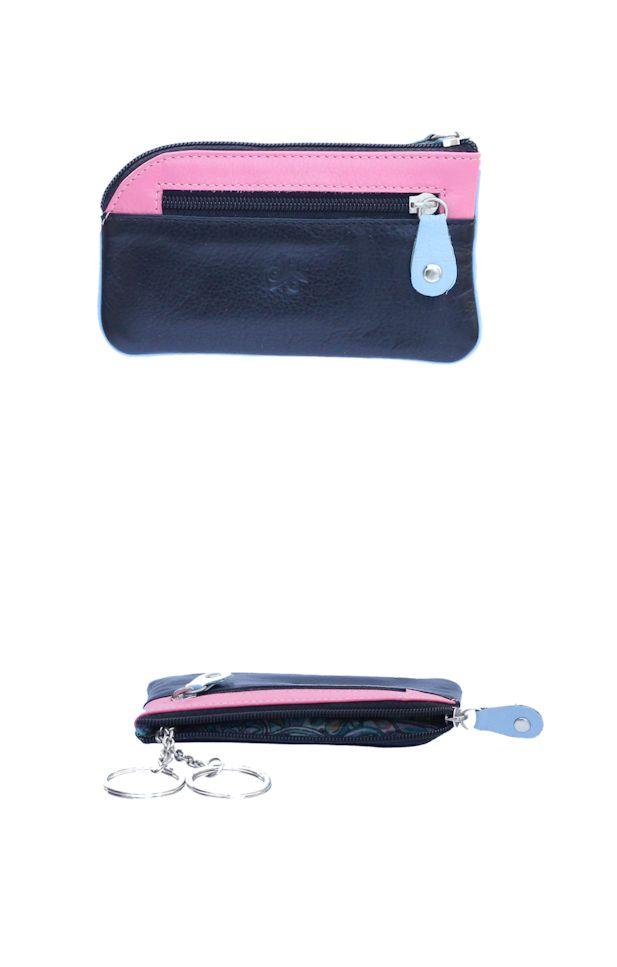 Klíčenka Carraro Neon 861-NN-01 černá