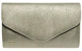 Pozlacená společenská listová kabelka SP102 GROSSO