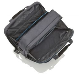 Travelite CrossLITE Board Bag Anthracite E-batoh