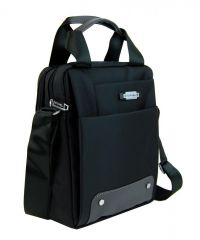 Kombinovaná pánská taška do ruky i crossbody 8812-1 černá