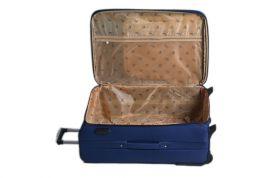 Trolley-CASE TC-B887 malý modrý E-batoh