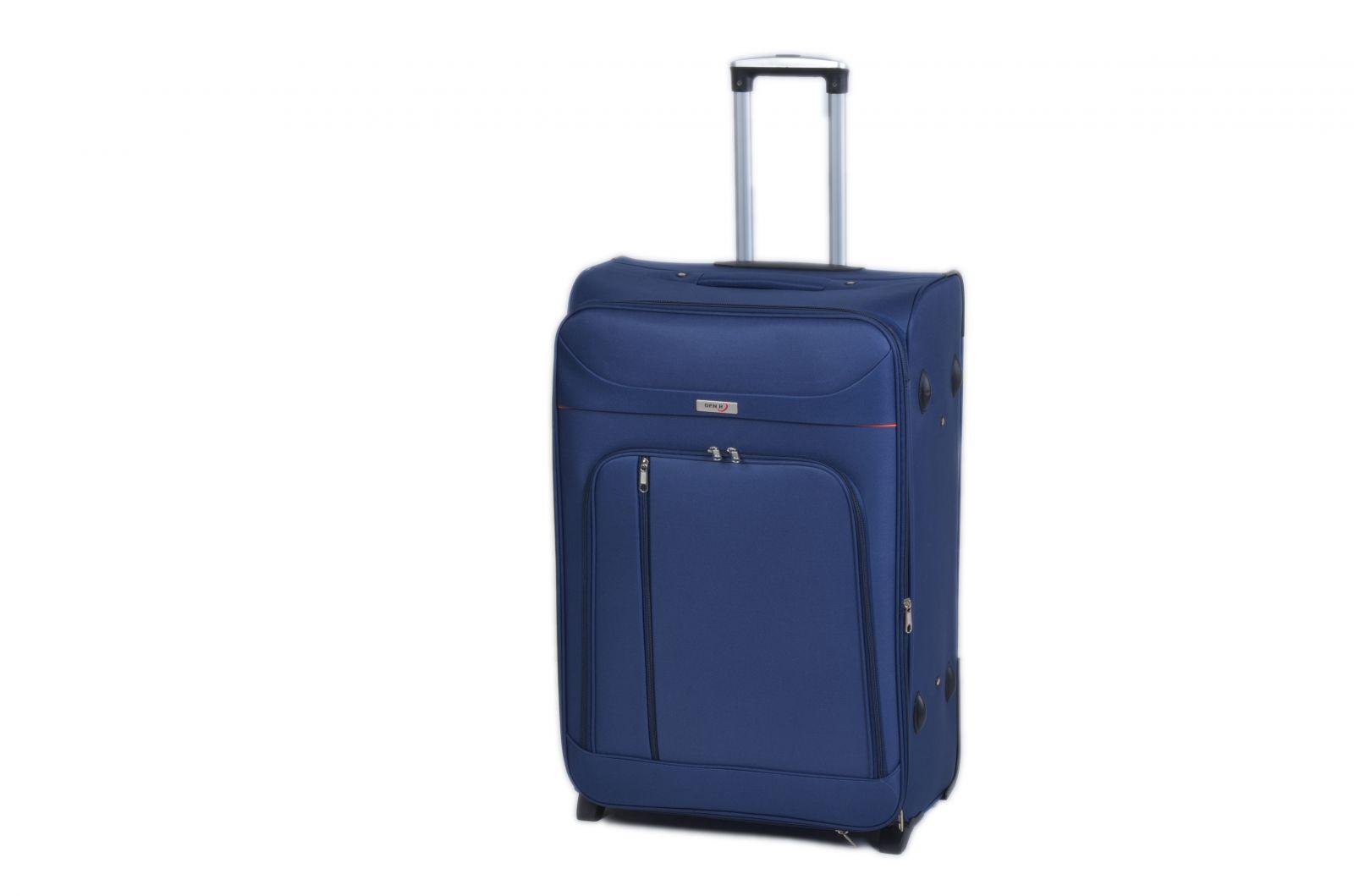 Trolley-CASE TC-B887 velký modrý E-batoh