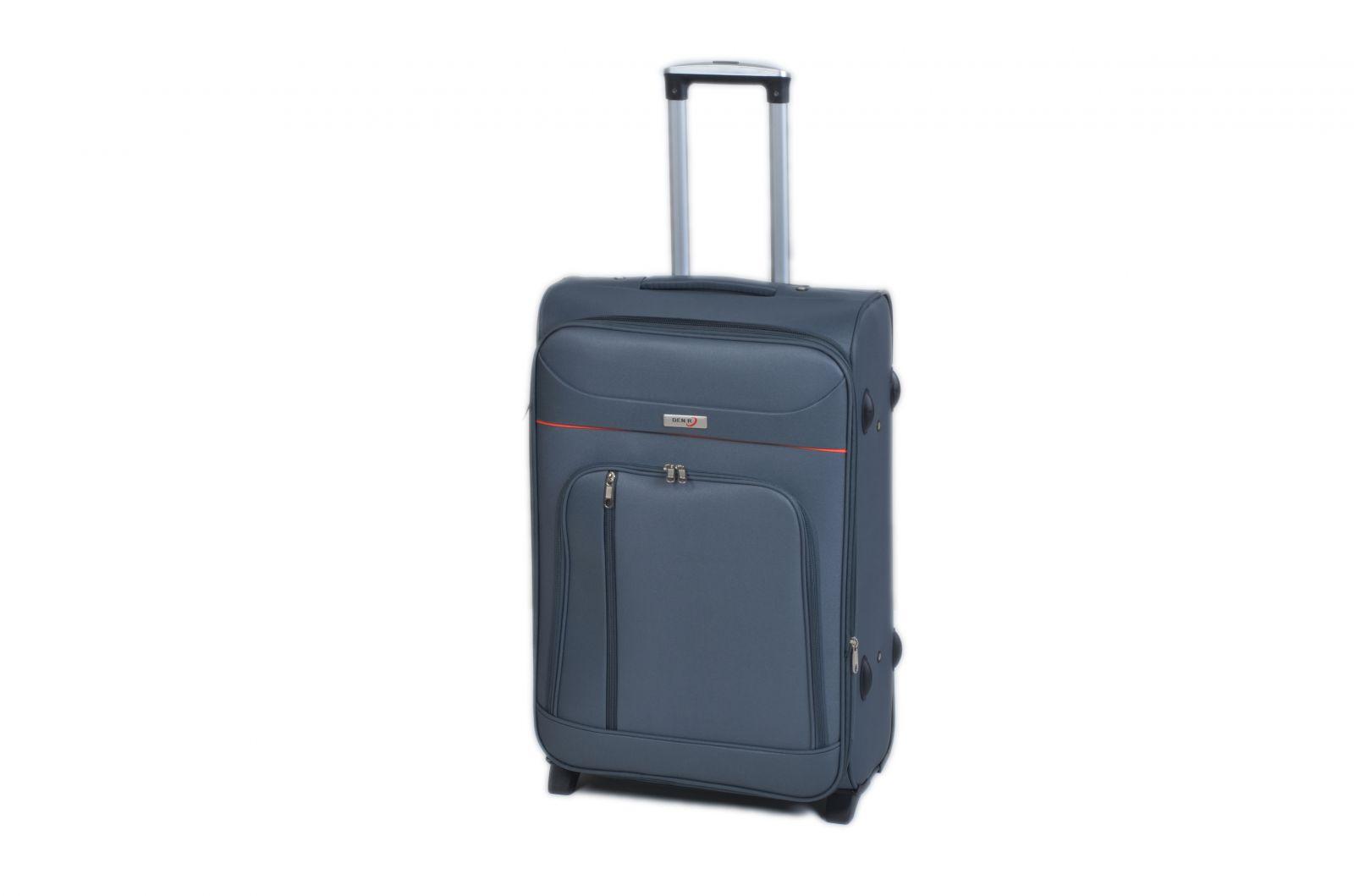 Trolley-CASE TC-B887 střední šedý E-batoh