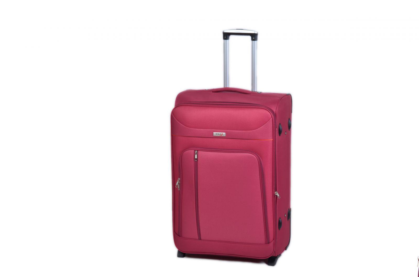 Trolley-CASE TC-B887 velký červený E-batoh