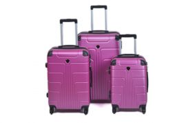 Trolleykoffer TR-A37 PINK BRIGHT