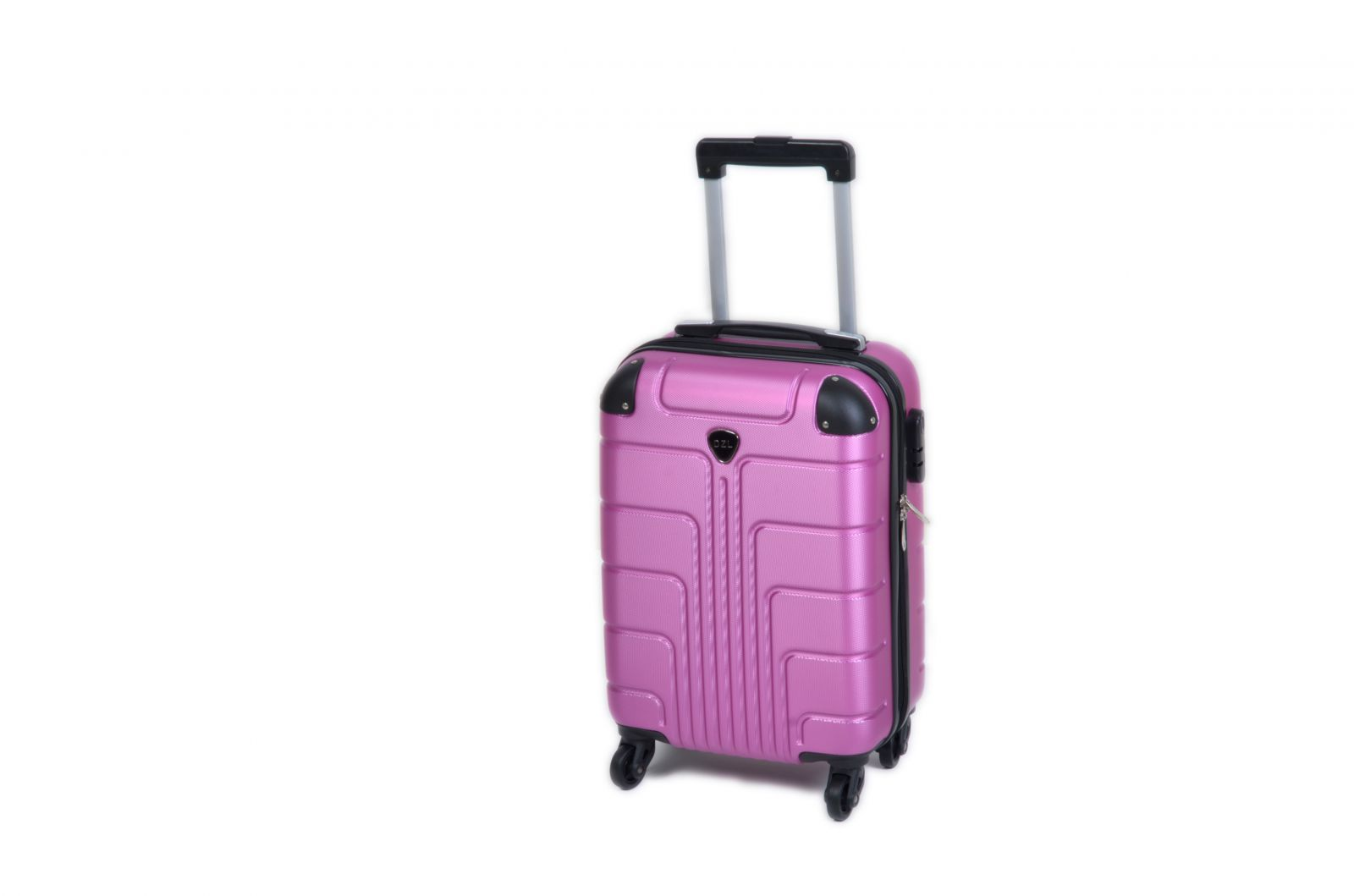 Trolleykoffer TR-A37 PINK BRIGHT xS E-batoh
