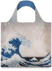 LOQI Bag HOKUSAI The Great Wave