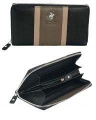 Peněženka dámská BHPC Colours BH-360-01 černá
