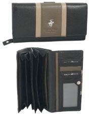 Peněženka dámská BHPC Colours BH-363-01 černá